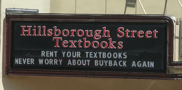 Rent your textbooks
