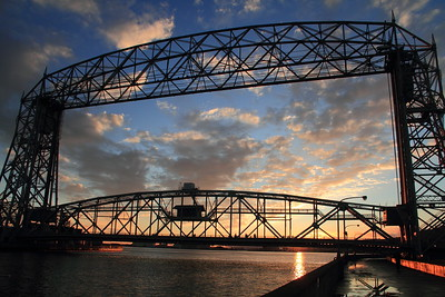 Lift Bridge- Canal Park