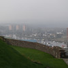 View from Dumbarton Rock.<br /> 24th March 2012