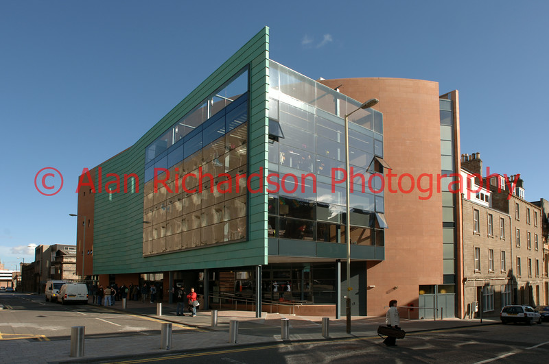 Student Centre Dundee AR