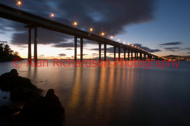 Tay Road Bridge AR