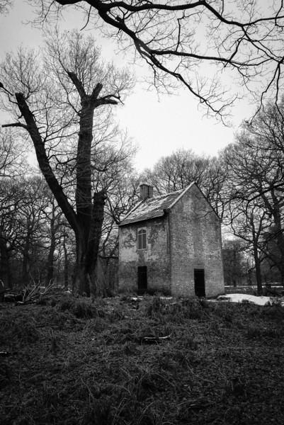 The Slaughterhouse in Dunham park.