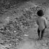 Oná antes de me agarrar a mão (ilha de Orango, Bijagós).