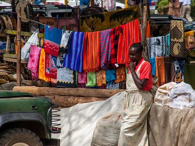 Nakuru Street Market