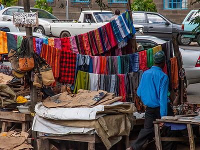 Nakuru Street Stall