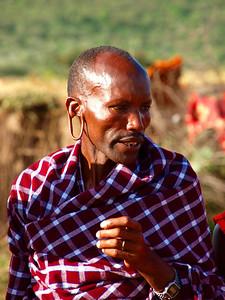 Masai Warrior 3