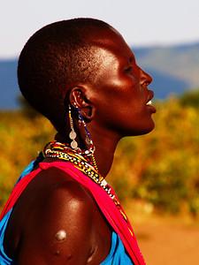 Masai Woman
