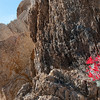 Foothold in Scarlet<br /> Alabama Hills, Eastern Sierras, California<br /> 2009