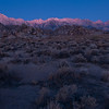 First Light<br /> Mt. Whitney, Eastern Sierras, California<br /> 2009