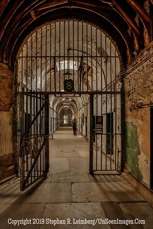 Ghost in Block 8 Eastern Penitentiary Oct 16 2013 20131016_3651