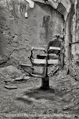 Eastern State Penitentiary The Chair 20131017_4414
