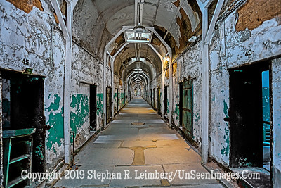 Cell Block 9 Eastern State Penitentiary Oct 16 2013 20131016_3580