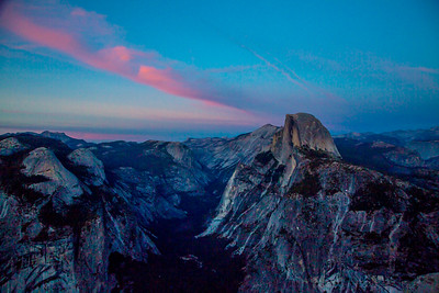 2016_10_12 Yosemite Glacier Point view of Halfdome-73