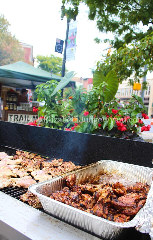 Easton Farmers Market 9/24/14