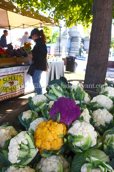 Easton Farmers Market 9/27/14