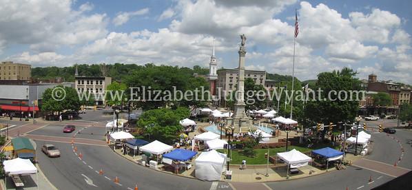 Easton Farmers Market 5/28/2011