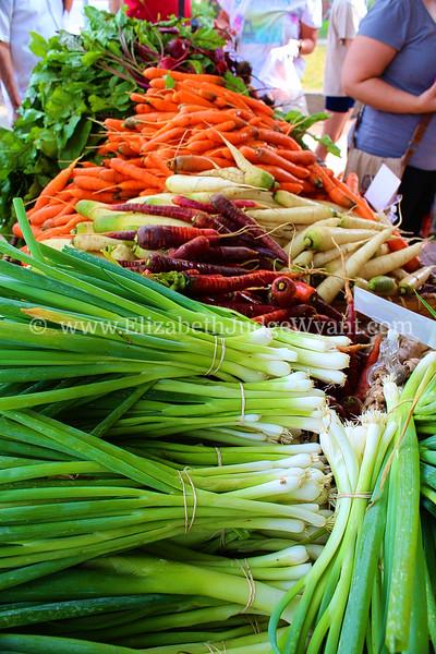 Easton Farmers Market, Easton, PA 7/20/2013