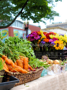 Carrots Easton Farmers' Market Saturday 8/2/2014