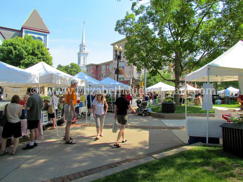 Easton Farmers Market, Easton, PA 6/18/2011