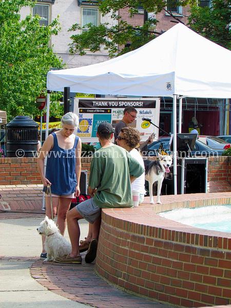 Easton Farmers Market, Easton, PA 7/23/2011