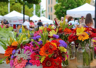 Ball Jar Flowers