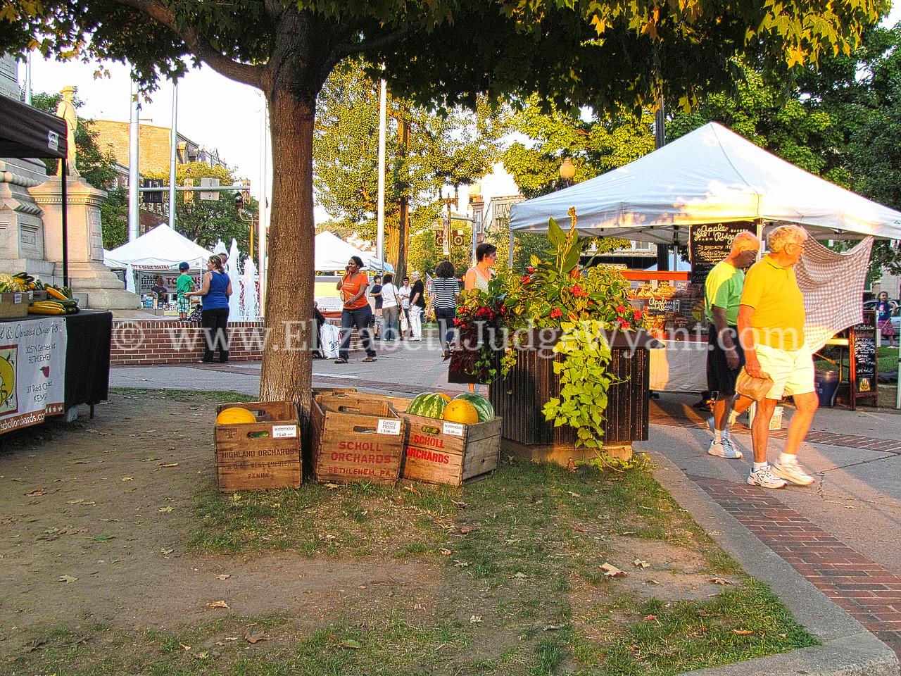 Easton Farmers Market WW 9/16/15