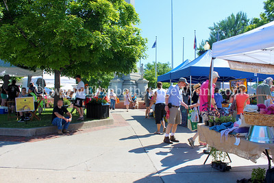 Easton Farmers Market, Easton, PA 6/21/2014