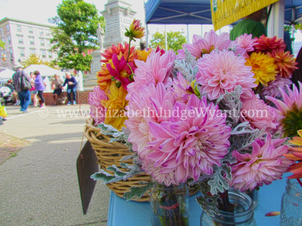 Easton Farmers Market 9/26/15