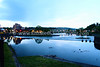 Night view of Easton, PA 5/9/2013