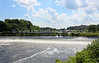 Lehigh River Dam Easton PA 7/11/2014