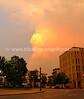 Centre Square Sunset, Easton, PA 7/19/2013