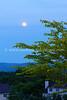Moon Over Morgan Hill, Easton, PA 6/22/2013
