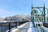 Snowy Free Bridge, Easton, PA 2/4/2014