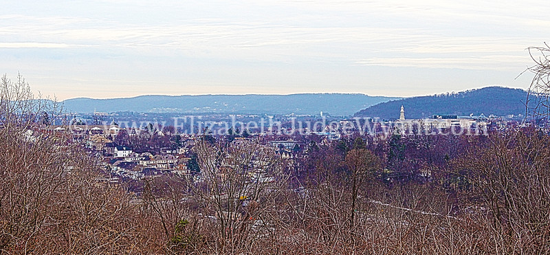 View of  Easton, PA 1/11/2013