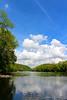 Delaware River, Easton, PA 5/7/2013