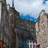 Lower Victoria Street from Grassmarket