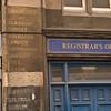 Derelict Building, Grassmarket, Edinburgh