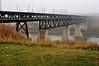 The High Level Bridge in Edmonton