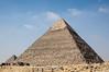 0051-0020 Pyramid of Khafre, Giza, March 19, 2005