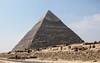 0051-0012 Pyramid of Khafre, Giza, March 19, 2005