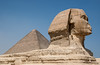 0051-0048 Great Pyramid of Khufu and Great Sphinx, Giza, March 19, 2005