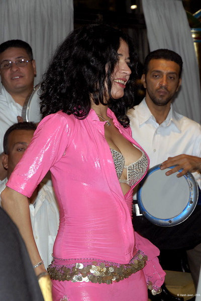 Second belly dance