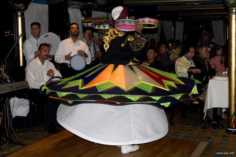 Whirling Dervish - Sufi dance