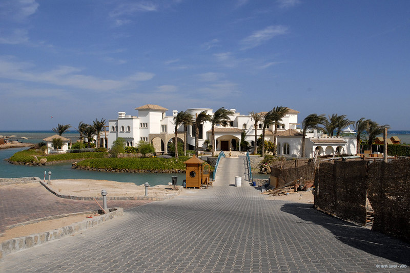 A beautiful spacious villa at El Gouna