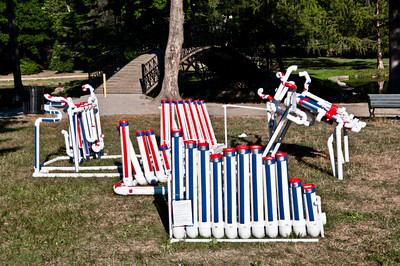 Art in the Park, 2010