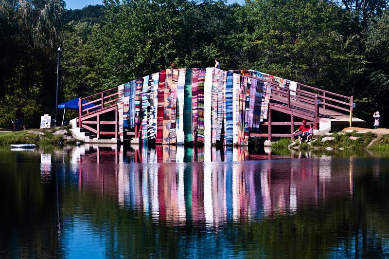 Saori sashed Bridge