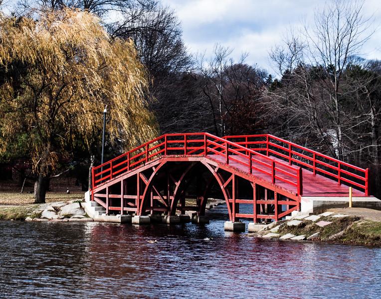 Old Bridge at Elm Park