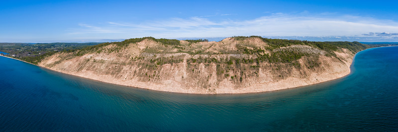 Empire Bluff Aerial