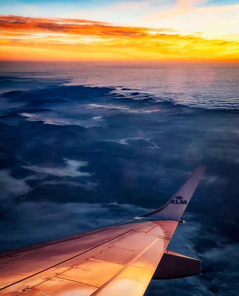 Zurich to Amsterdam