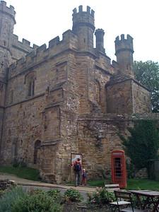 Outside the Battle Abbey Gate